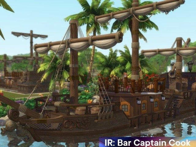 общественный участок для The Sims 4, The Sims 4, жилой лот для The Sims 4, бар для сима, корабль для симов скачать , дом для маленького участка, дом для участка 30х40, лоты The Sims 4, дома The Sims 4, строительство для The Sims 4, как построить бар в The Sims 4, скачать бар для The Sims 4, дом на воде для симов в The Sims 4 скачать, стартовые дома для The Sims 4, простой дом для симов The Sims 4, красивый дом в The Sims 4, общественный участок в The Sims 4,маленький бар в The Sims 4 фото, скачать дома для The Sims 4, как построить корабль в The Sims 4, необычное строение The Sims 4, дом для острова в The Sims 4, Райский остроы, Путь к славе,