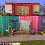 IR: Стартовый домик 5 для The Sims 4