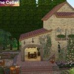 IR: Винный Погребок для The Sims 4