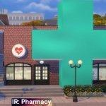IR: Аптека для The Sims 4