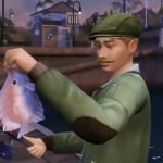 На рыбалку с Григорием Голубичко, или Дневник рыболова The Sims 4 (2)
