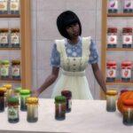 Еда крупным планом: консервирование в Sims 4