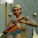 """Навык """"Вязание"""" в The Sims 4  - подробный обзор"""