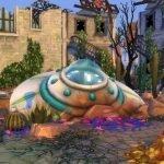 Стрейнджервилль: когда падают тарелки... Челлендж  The Sims 4